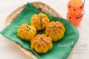 かぼちゃのあんぱん