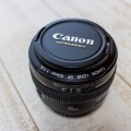 EF50mm F1.4 (Canon の 単焦点 レンズ )