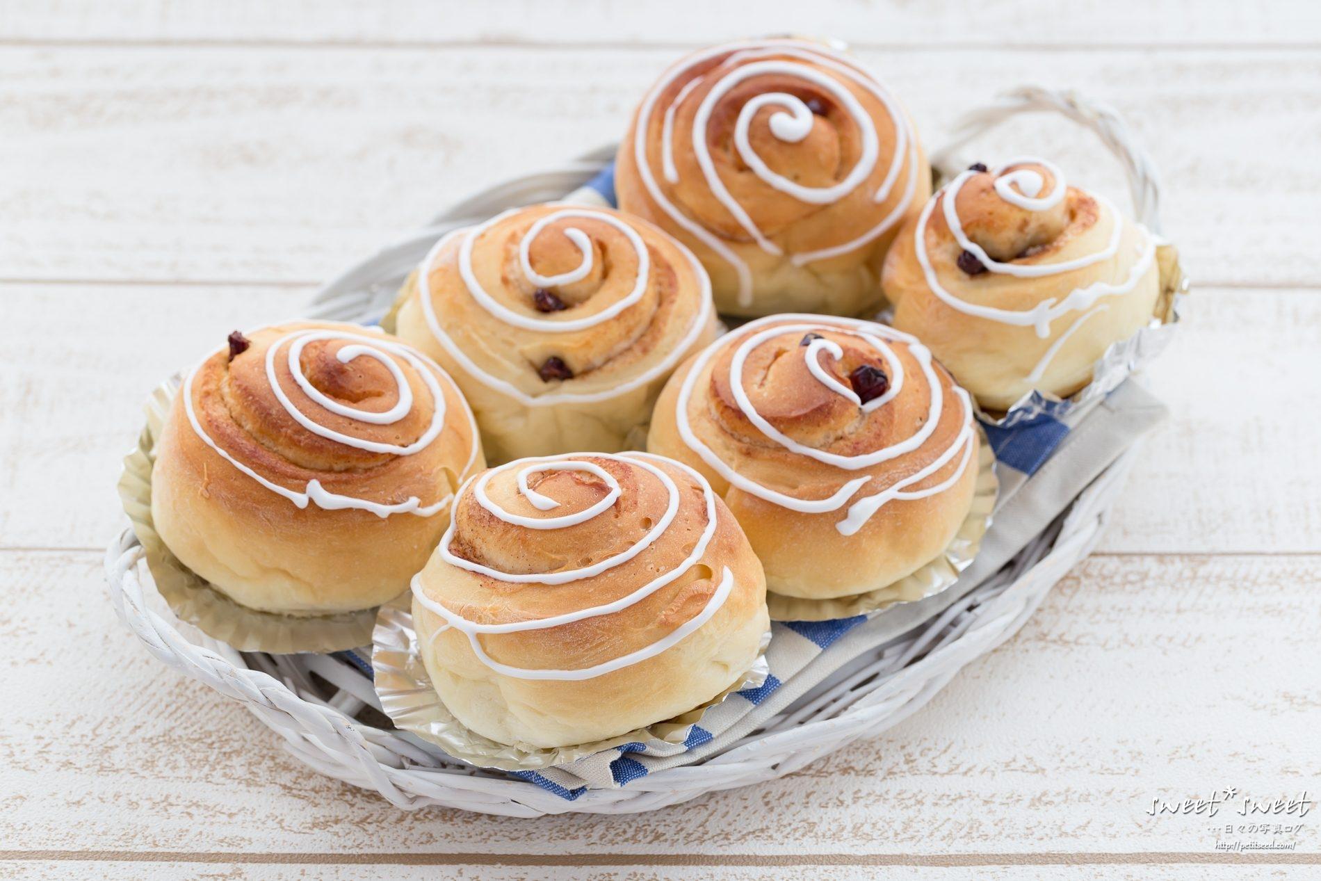 cinnamon roll (シナモンロール)